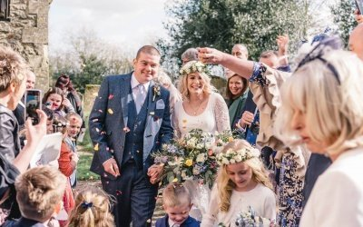 Relaxed Family Wedding in Waddesdon