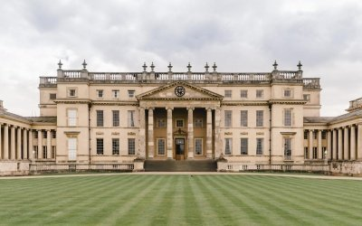 Stowe House Wedding – Stowe, Buckinghamshire