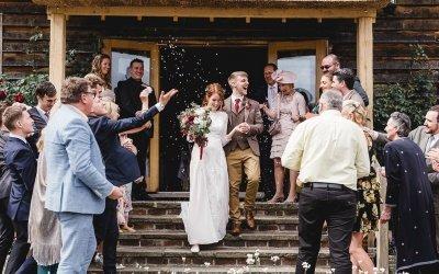 The Crown Inn Wedding – Pishill, Oxfordshire